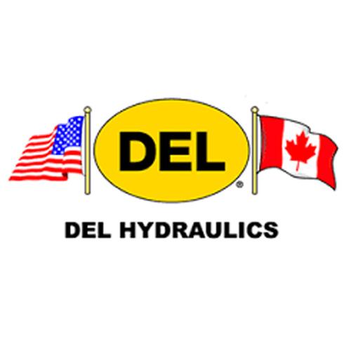 Del Hydraulics Logo