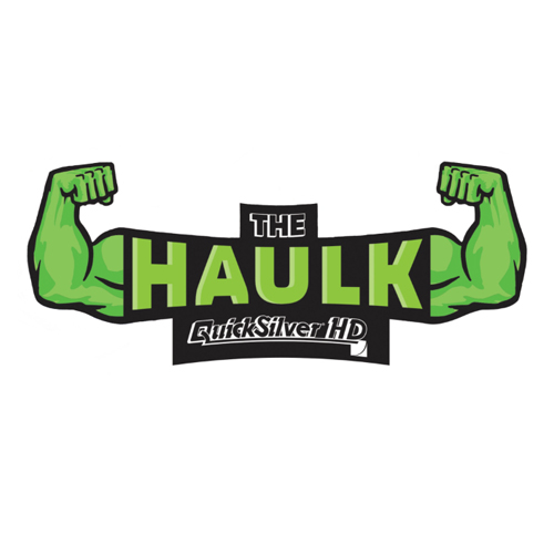 The Haulk QuickSilver HD Logo