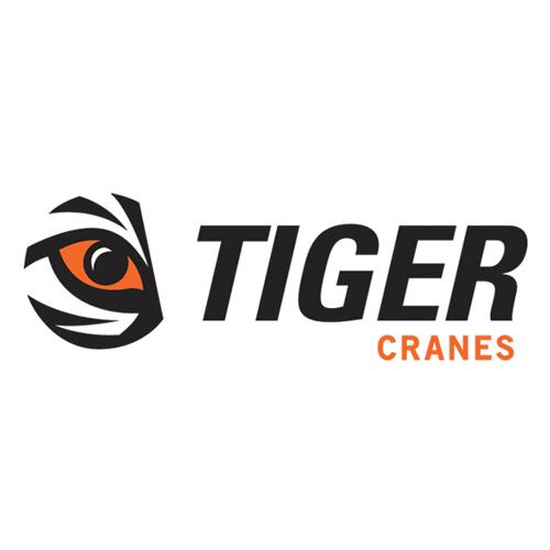 Tiger Cranes Logo