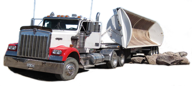 Side Dump Truck