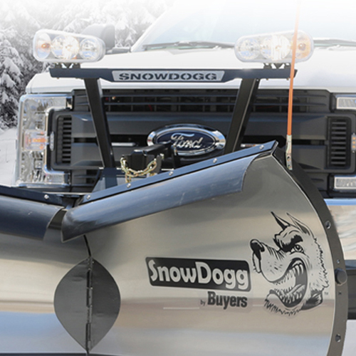 Snow plow attachment Truck & Trailer Accessories