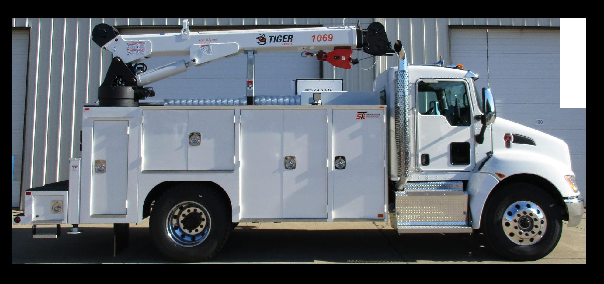 Tiger Cranes Truck & Trailer Accessories