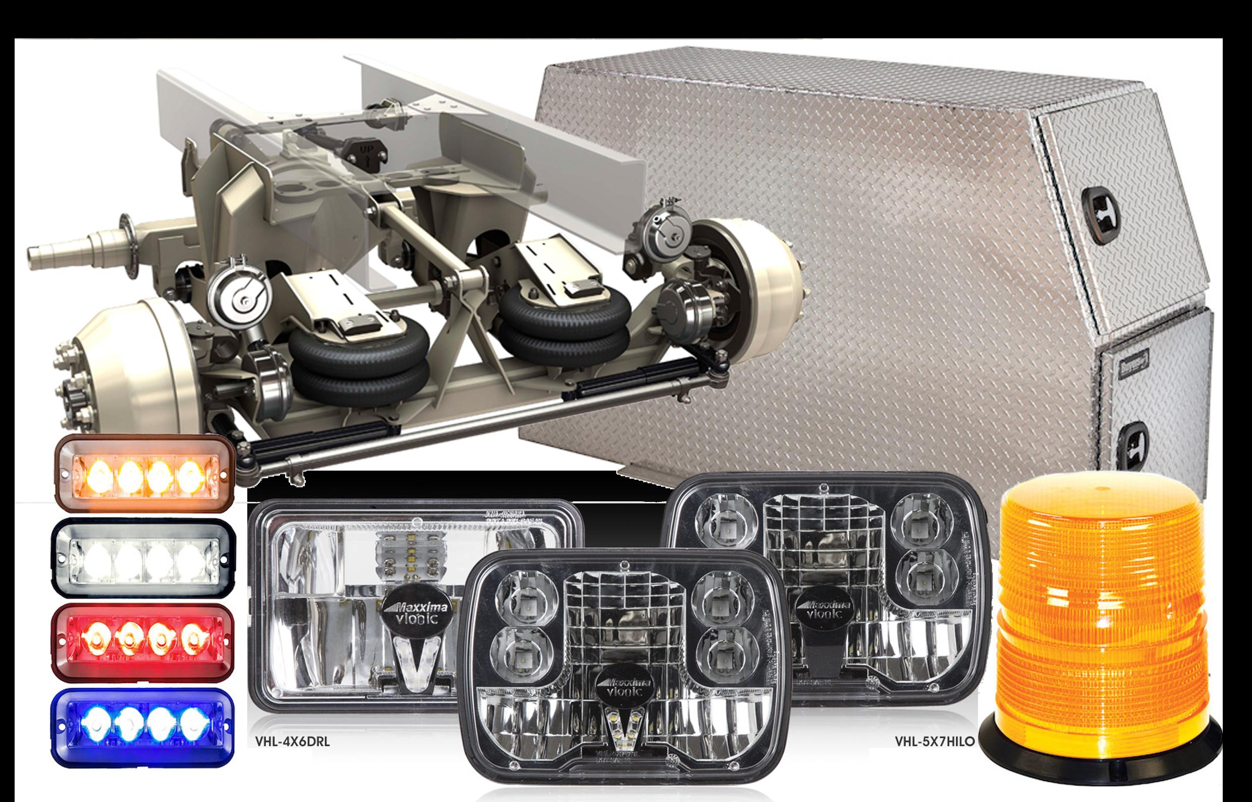 Truck Trailer Accessories, Lights