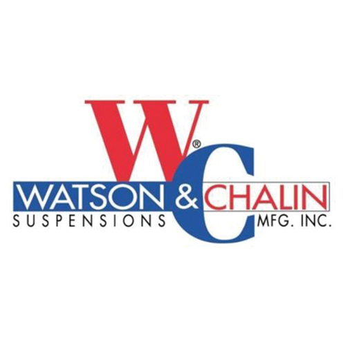 Watson & Chalin Suspensions MFG. Inc. Logo