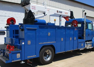 Custom Body Truck