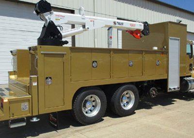 Custom Bodied Truck model