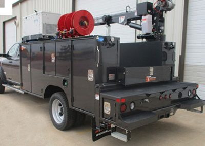 Custom Work Truck
