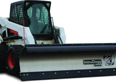 Buyers SnowDogg Snow Pusher