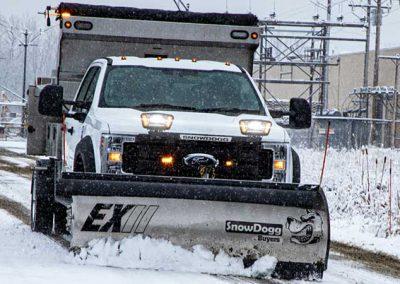 SnowDogg EXII Plow