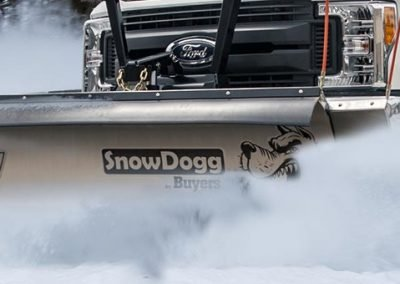 SnowDogg HD Series Snow Plow