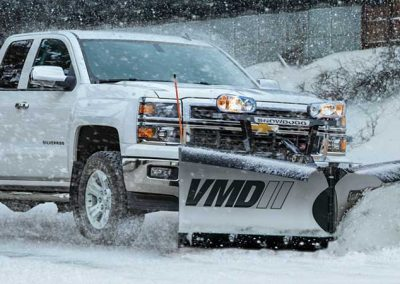 VMDII SnowDogg Snow Plow for Pickup